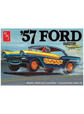 AMT AMT 57 FORD HARDTOP 1/25