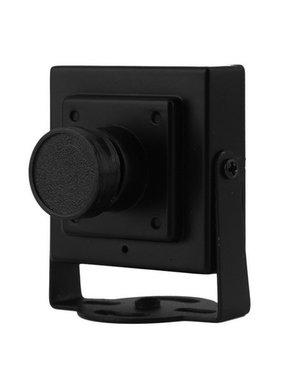 "CHINA ELECTRONICS FPV Mini HD 1/3"" 3.6mm 700TVL CCD IR Wide Angle Lens FPV Home Security Camera NTSC"