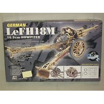 AFV CLUB 1:35 Scale German LeFH18M 10.5cm Howitzer KIT