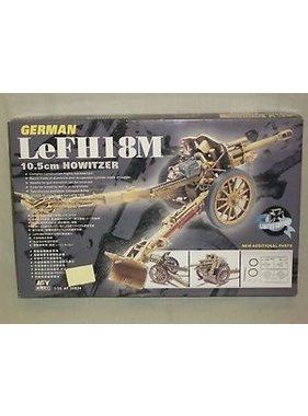 AFV AFV CLUB 1:35 Scale German LeFH18M 10.5cm Howitzer KIT