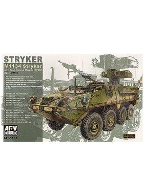 AFV AFV STRYKER M1134 ANTI-TANK GUIDED MISSILE (ATGM) 1/35