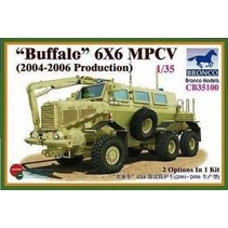 Bronco CB35100 Buffalo 6x6 MPCV 1 35 Plastic Kit. Dragon Usa-bronco Models