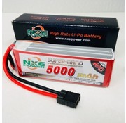 NXE POWER NXE POWER 11.1V 5000MAH 40C SOFT CASE WITH TRAXXAS PLUG