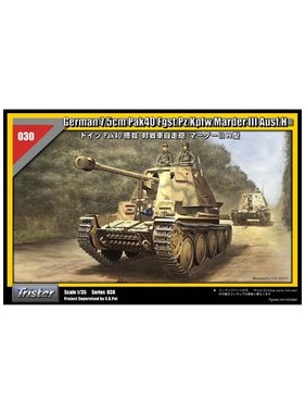 TRISTAR TRISTAR 1/35 German 7.5cm Pak40 Fgst.Pz.Kpfw. Marder III Ausf.H