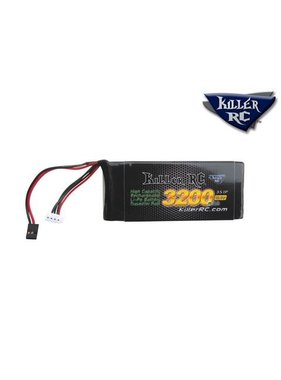 KILLER RC KILLER RC 3200mAh 11.1v TX LiPo Battery