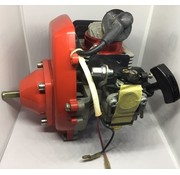 DRAGON HOBBY DRAGON BOATS 23CC PULL START MARINE MOTOR WITH MUFFLE R&amp; CLUTCH<br /> <br /> ( PRICE IS FOR 2 MOTORS 1 NEW 1 USED )