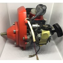 DRAGON BOATS 23CC PULL START MARINE MOTOR WITH MUFFLE R&amp; CLUTCH<br /> <br /> ( PRICE IS FOR 2 MOTORS 1 NEW 1 USED )