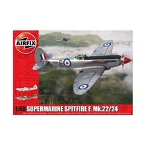 AIRFIX 1/48 SUPERMARINE SPITFIRE F.MK22/24