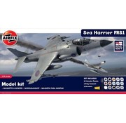 AIRFIX AIRFIX BAe Sea Harrier FRS1 1/24 GIFT SET