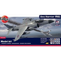 AIRFIX BAe Sea Harrier FRS1 1/24 GIFT SET