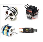 ELECTRIC MOTORS & SPEED CONTROLLERS