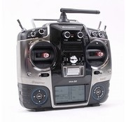 GRAUPNER Graupner mx-20  radio set 2.4 ghz HOTT  with 1 x 12ch 1 x 6ch receiver usb adapter & Micro SD card