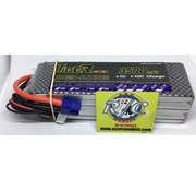 LION POWER - TIGER POWER LIPOS LION POWER LIPO 45C 18.5V 3500mAh READ SAFETY WARNING BEFORE USE 42.0 x 140.0 x 38.3mm 458g SOLD WITH EC-3 PLUG