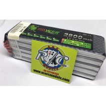 LION POWER LIPO 35C 18.5V 2800mAh READ SAFETY WARNING BEFORE USE 43.2x33.2x115mm 350g SOLD WITH DEANS PLUG