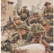 AIRFIX AIRFIX WWII British Infantry 1:72