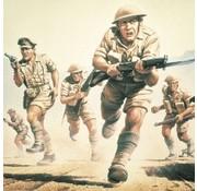 AIRFIX AIRFIX WWII BRITISH 8TH ARMY 1:72