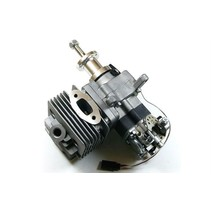 RCGF $225.00 26cc Gas engine w/ CD-Ignition 2.6HP/1.95kw MOTOR HAS BEEN MOUNTED ON MOUNTS ONCE