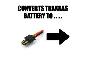 CONVERTS TRAXXAS TO ...