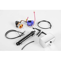 JDMODEL HYDRAULIC ACTUATION STARTER KIT SYSTEM 1<br />SUITS TAMIYA TRACTOR TRUCKS
