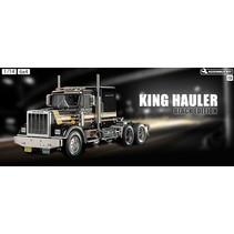 TAMIYA KING HAULER BLACK EDITION TRACTOR TRUCK 1/14