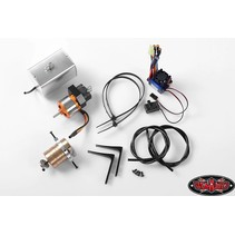 JDMODEL HYDRAULIC 1/14 TELESCOPIC  ACTUATION STARTER KIT SYSTEM 2 <br />