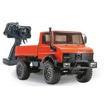 TAMIYA CC-01 UNIMOG 425 XB 1/10TH RTR INCLUDES 2.4GHZ RADIO REQUIRES 7.2V BATTERY AND 7.2V CHARGER