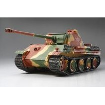 TAMIYA R/C GERMAN PANTHER G TANK 1/16