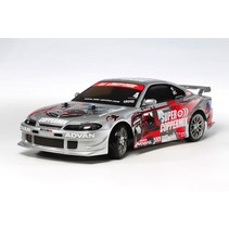TAMIYA NISSAN NISMO SILVIA S15 COPPERMIX KIT DRIFTSPEC TT-02D 1/10 NEEDS SERVO/RADIO/BATTERIES/CHARGER