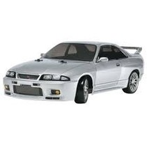 TAMIYA NISSAN SKYLINE GT-R R33 TT-02D DRIFTSPEC KIT 1/10 NEEDS 1 SERVO/BATTERIES/CHARGER/SPEED CONTROLLER