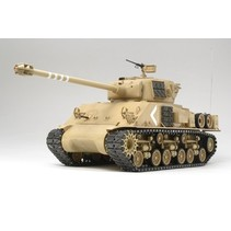 TAMIYA RADIO CONTROL TANK 1/16 SCALE  Super Sherman - Full Option Kit