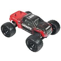 Arrma Granite 2WD Mega Brushed Monster Truck 1/10 Red AR102657