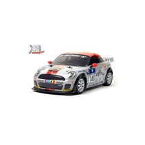 TAMIYA XB MINI JCW COUPE M-05 EXPERT BUILT 1/10