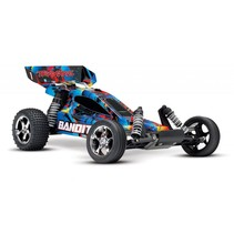 TRAXXAS BANDIT 1/10 SCALE OFF ROAD BUGGY REQUIRES BATTERY AND CHARGER