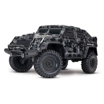 TRAXXAS TRX-4 Scale & Trail  Crawler  Tactical Unit