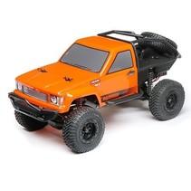 ECX Barrage Scale Crawler, 1/24 4WD RTR, Orange