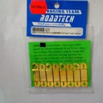 ROADTECH BATTERY BAR GOLD