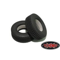 RC4WD 2x Hauler Super Wide ( HAULER SW ) SUPER SINGLE 1.7&quot; Commercial 1/14 Semi Truck Tires These are Super Wide Semi Truck Tires for the Tamiya Reefer style trailers, or the front of a Semi Truck. <br /><br />Shown Mounted on Diesel Semi Truck Wheels beside a Stan