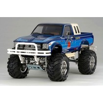 TAMIYA 1/10TH TOYOTA 4 X 4 PICK UP BRUISER KIT FORM REQUIRES transmitter, receiver, ESC, servo, battery and charger.