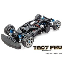 TAMIYA TA07 PRO KIT  REQUIRES RADIO , POWER SOURCE, MOTOR, TYRES