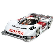 TAMIYA TOYOTA TOM'S 84C 1/12 PAN CAR KIT