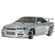 Tamiya RC NISSAN Nismo SKYLINE R34 GT-R Z-Tune TT-02D Drift Spec with leds<br /> NEEDS 1 SERVO RADIO/BATTERIES/CHARGER