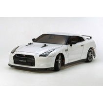 TAMIYA NISSAN GT-R TT-02D KIT DRIFTSPEC WITH LIGHTS 1/10 NEEDS SERVO/BATTERIES/CHARGER