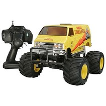TAMIYA XB VANESSA'S LUNCH BOX YELLOW XB BUILT 1/12 SCALE 2WD 2.4G INCLUDED  JUST NEEDS 7.2V BATTERY AND 7.2V CHARGER