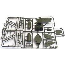 TAMIYA E PARTS FOR 56019 LEOPARD 2A6