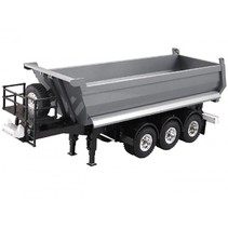 HERCULES Semi-Metal Tipper Trailer (European Version, unpainted )