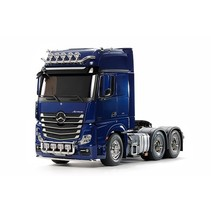 TAMIYA Mercedes-Benz Actros - 3363 6x4 GigaSpace Pearl Blue