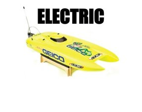 ELECTRIC POWERED
