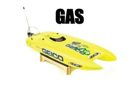 GAS POWERED