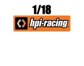HPI 1/18 PARTS