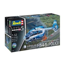 REVELL 1/32 AIRBUS H145 POLICE SURVEILLANCE HELICOPTER